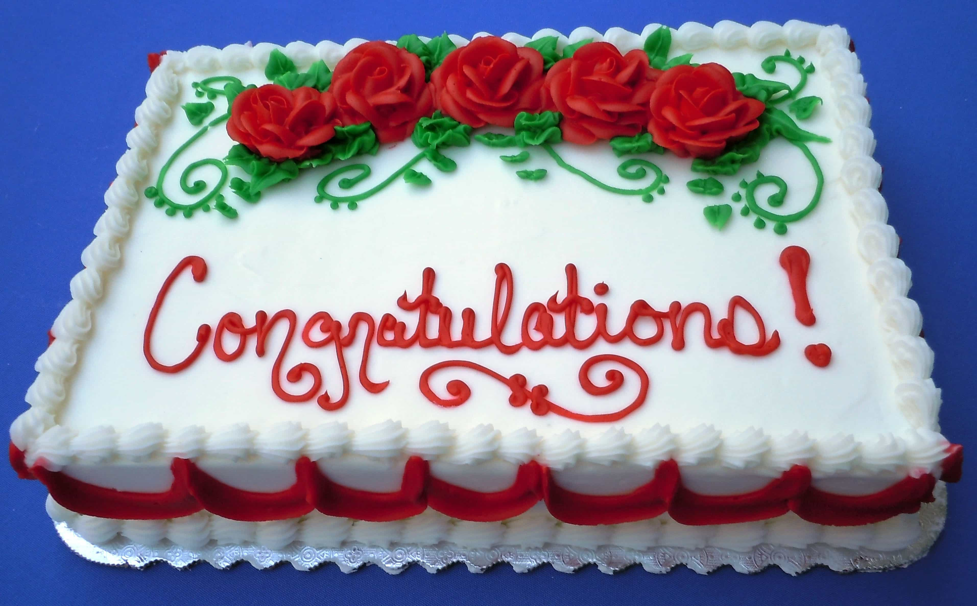 1/2 Sheet Cake  1 2 Sheet Cake double layer