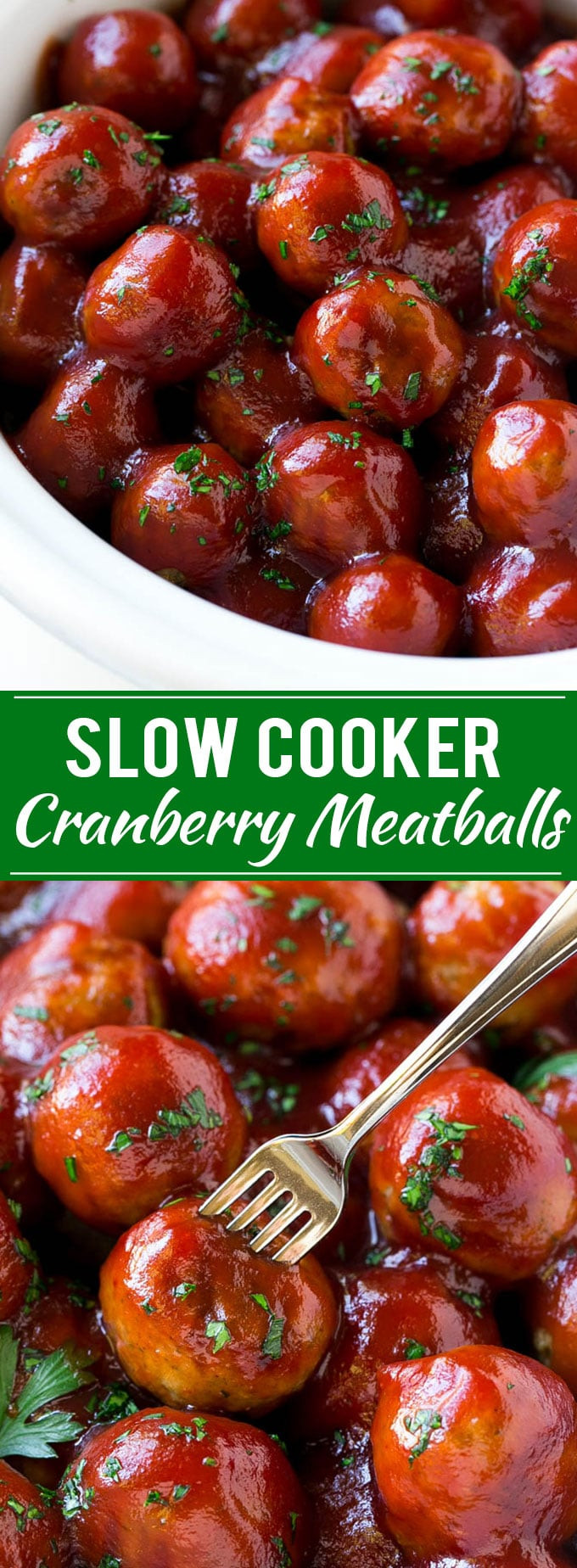 14 Easy Slow Cooker Appetizers  Cranberry Meatballs Slow Cooker Dinner at the Zoo