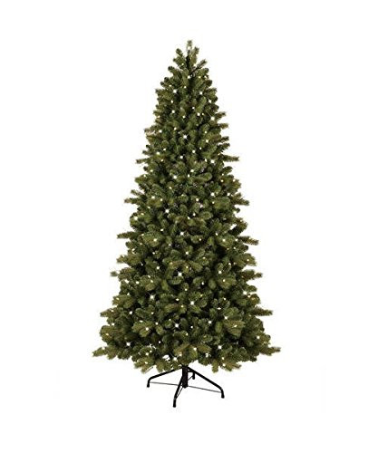 6.5 Ft. Verde Spruce Artificial Christmas Tree With 400 Clear Lights, Greens  Spruce Artificial Christmas Tree Save f Retail