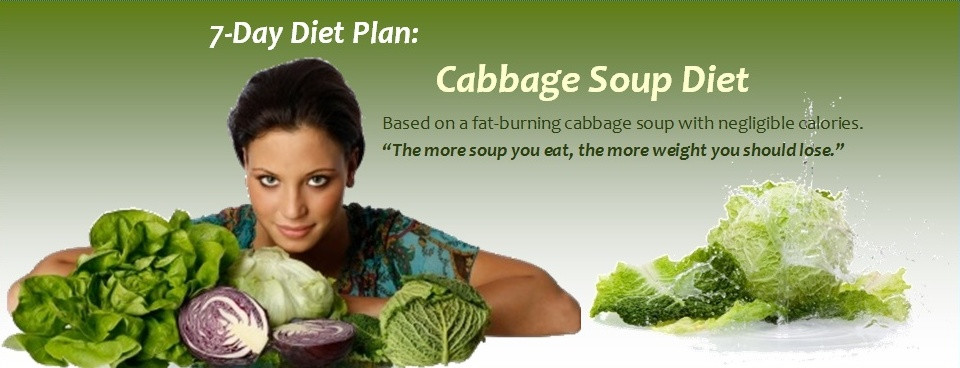 7 Day Cabbage Soup Diet  Does 7 Day Cabbage Soup Diet Plan Really Work Diet Plan 101