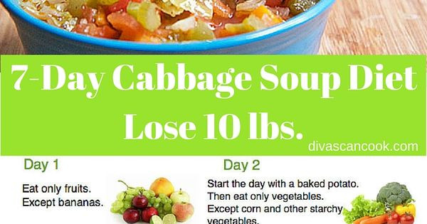 7 Day Cabbage Soup Diet  7 Day Cabbage Soup Diet I ve made this soup several times