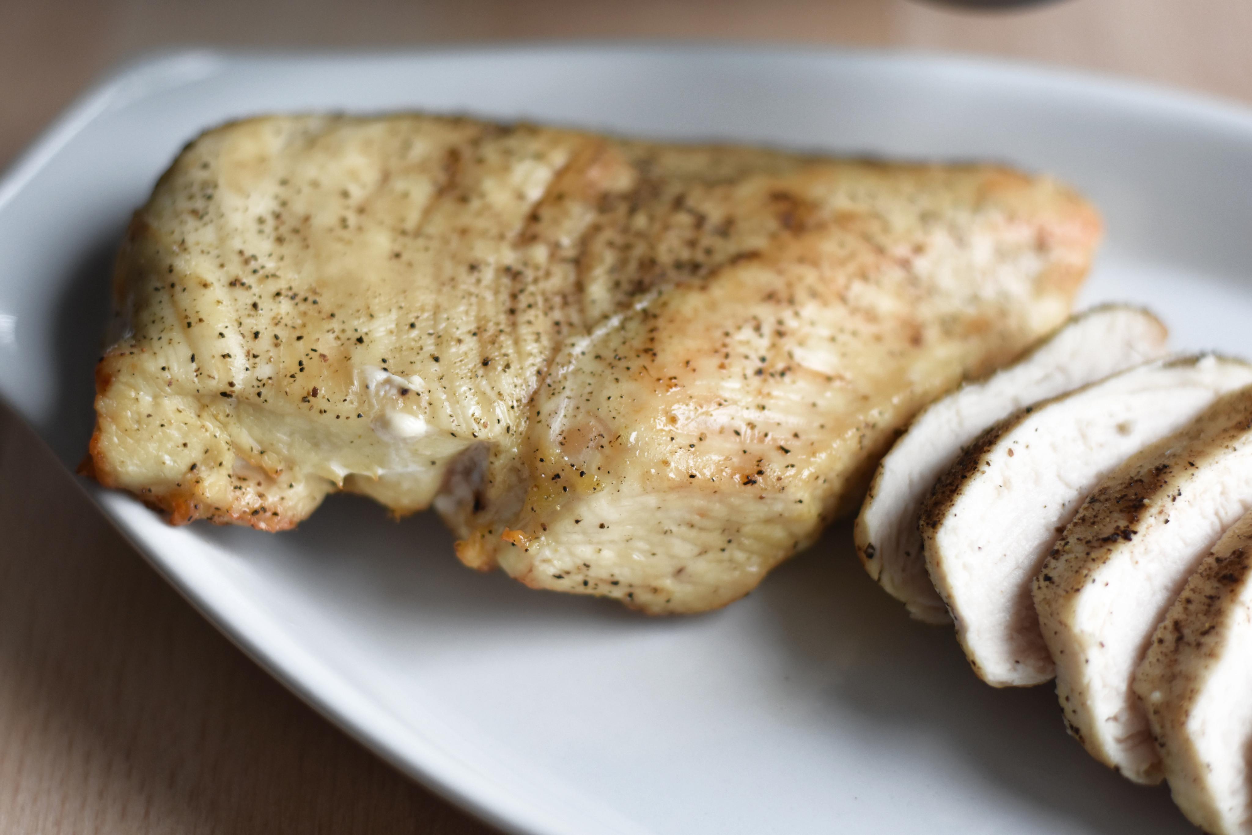 Air Fried Chicken Breast  Air Fryer Chicken Breast – 0 Weight Watchers Points – Slap