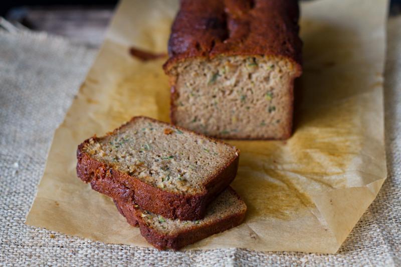 Almond Flour Bread Recipes  Zucchini Bread almond flour