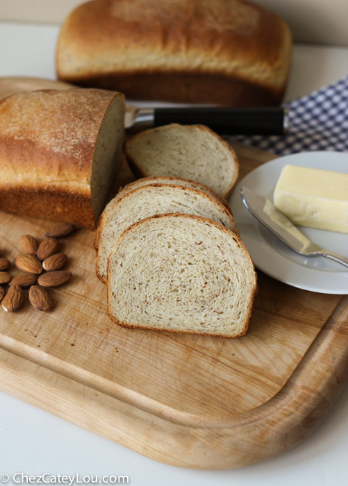 Almond Flour Bread Recipes  Almond Flour Bread Chez CateyLou