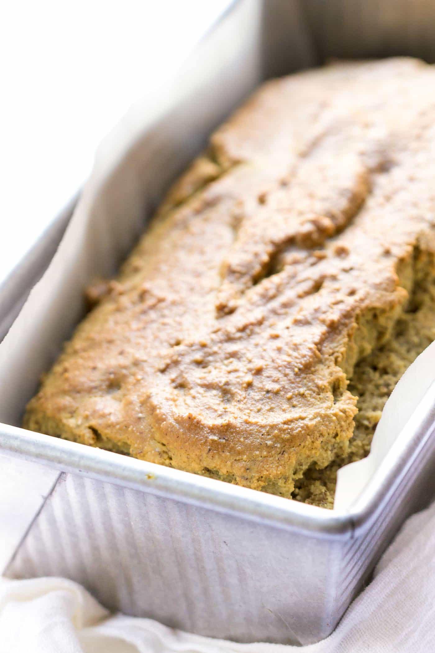 Almond Flour Bread Recipes  gluten free pumpkin bread almond flour