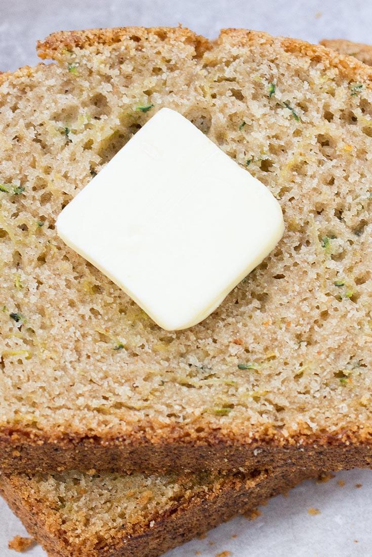 Almond Flour Bread Recipes  Almond Flour Zucchini Bread Recipe