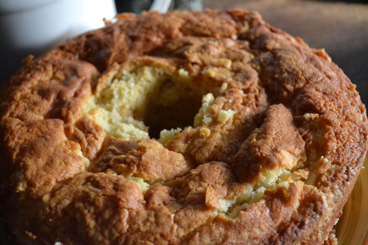 Almond Pound Cake  Perfect Moist and Delicious Vanilla Almond Pound Cake
