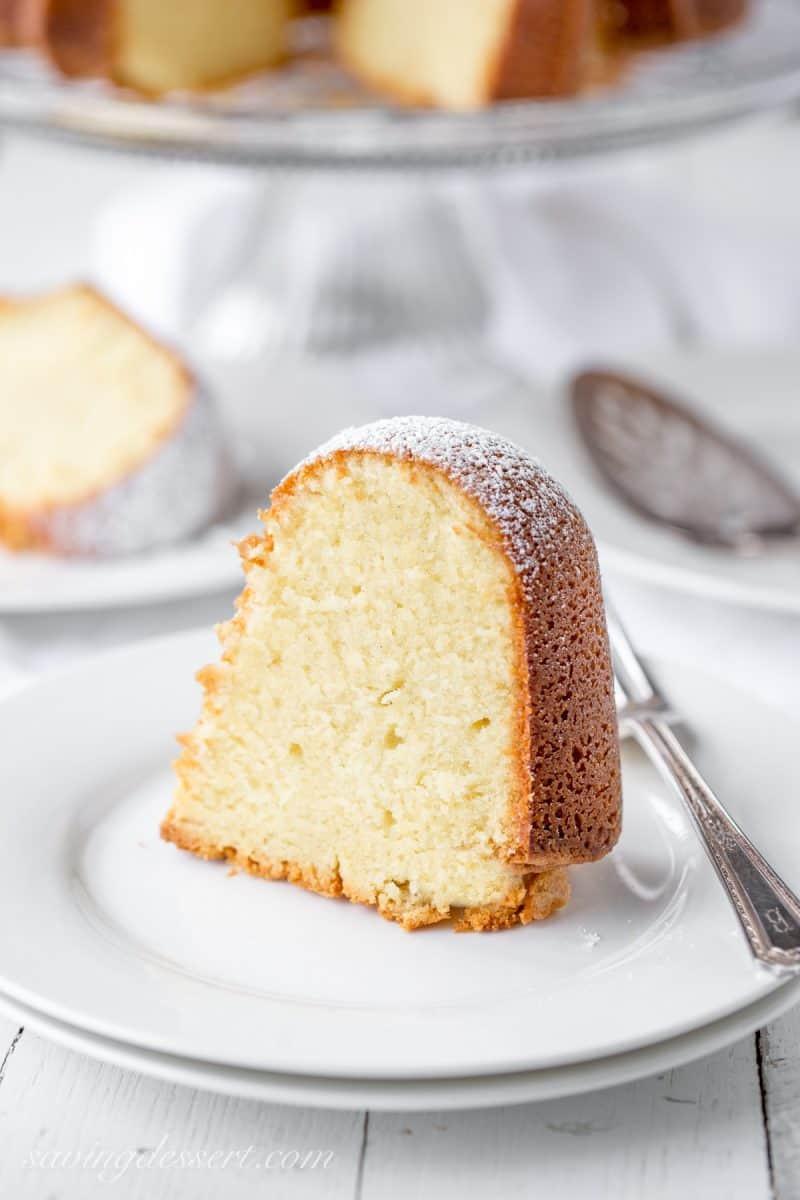 Almond Pound Cake  Perfect Every Time Almond Pound Cake Saving Room for