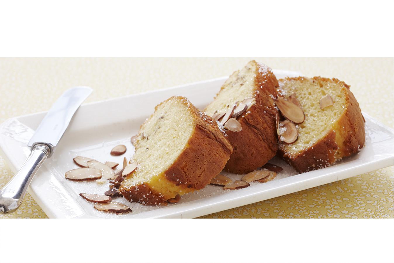 Almond Pound Cake  Almond Pound Cake