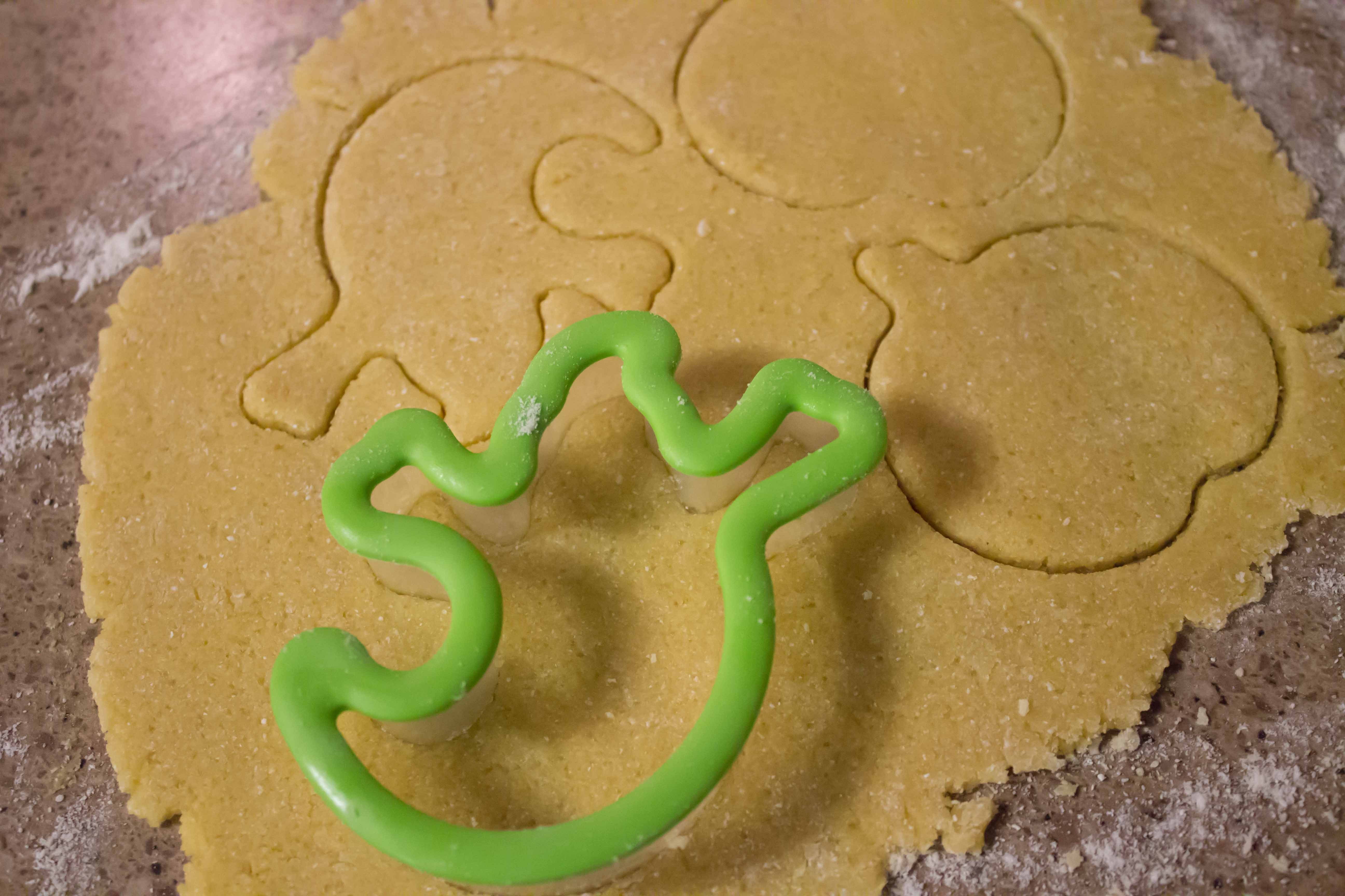 Almond Sugar Cookies  Almond Sugar Cookies