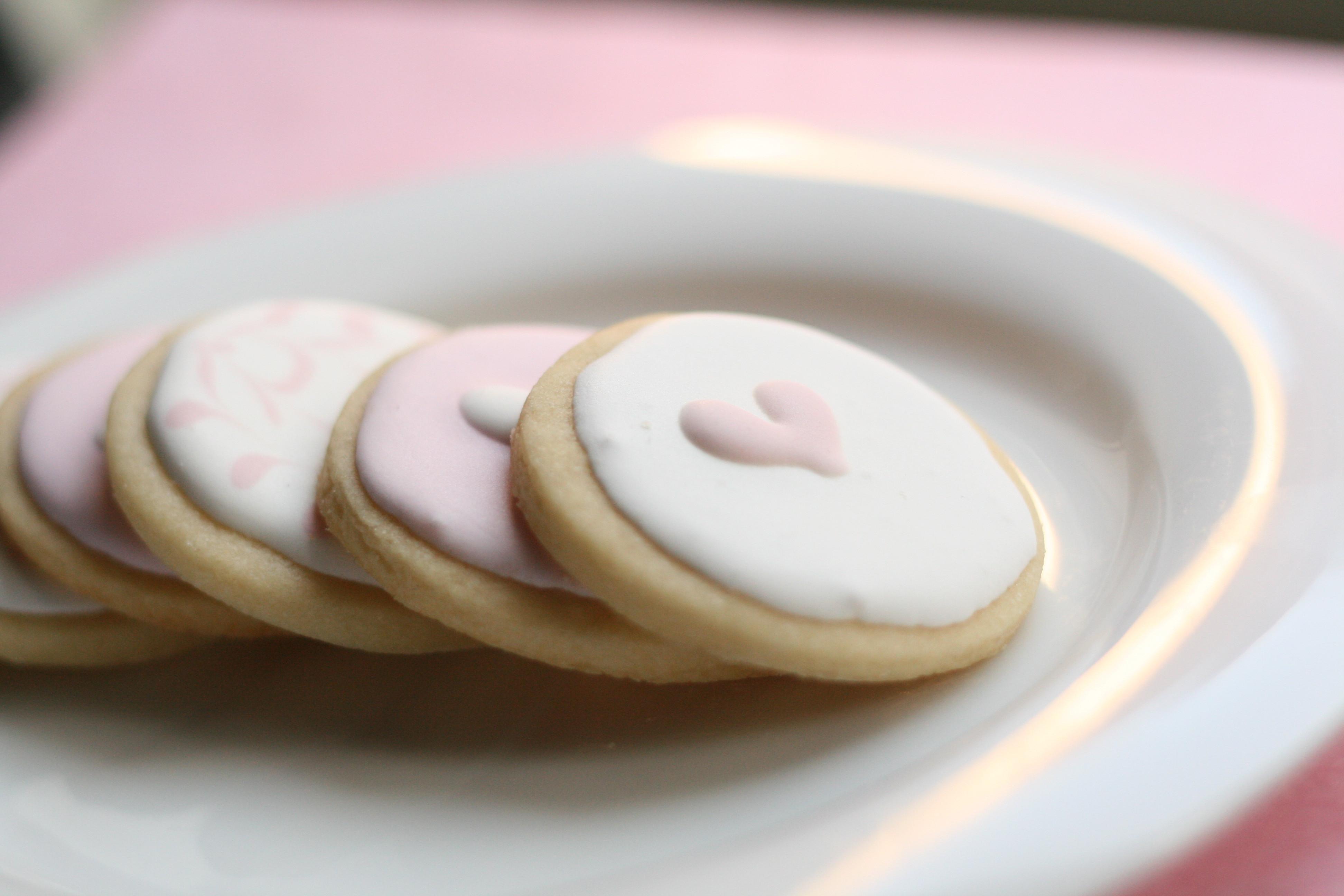 Almond Sugar Cookies  Decorator Cookies The Fauxmartha