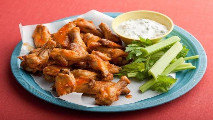 Alton Brown Chicken Wings  Buffalo Wings Recipes