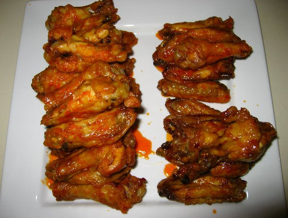 Alton Brown Chicken Wings  Get Your Recipes Ready for the Super Bowl Arrowhead Pride