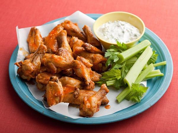 Alton Brown Chicken Wings  56 Finger Lickin Chicken Wing Recipes