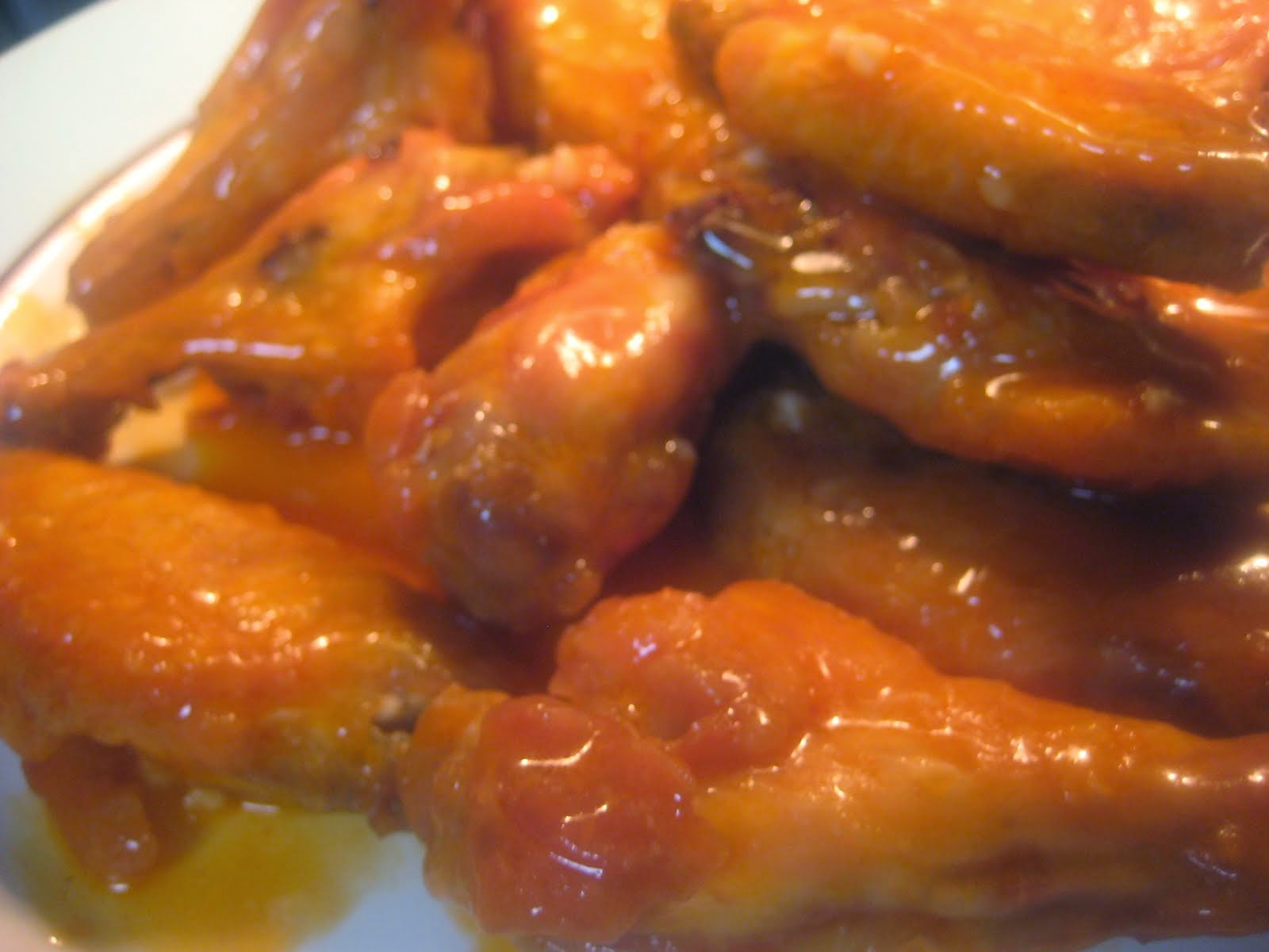 Alton Brown Chicken Wings  e Couple s Kitchen Alton Brown s Chicken Wing Recipe