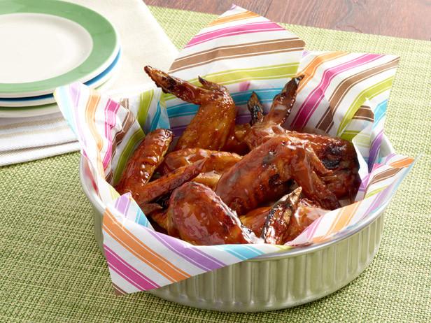 Alton Brown Chicken Wings  Alton Brown s Crispy Oven Chicken Wings
