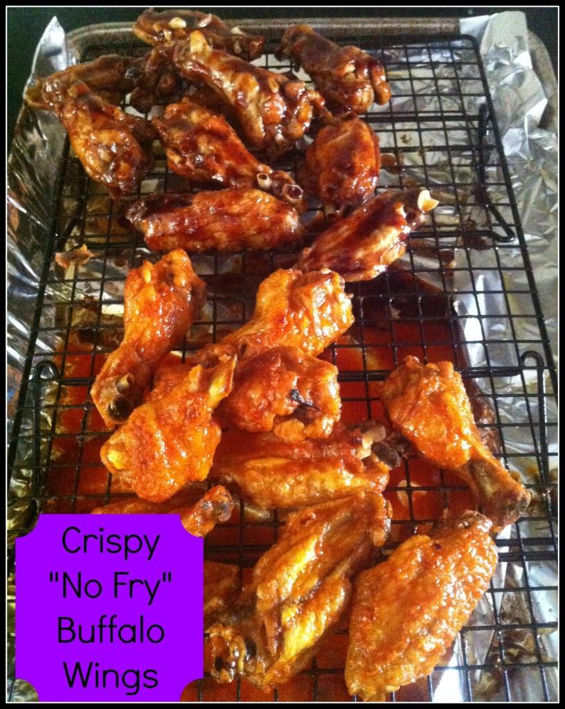 "Alton Brown Chicken Wings  Alton Brown's Crispy ""No Fry"" Buffalo Wings Recipe Rigged"
