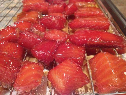 Alton Brown Smoked Salmon  25 Best Ideas about Brine For Smoked Salmon on Pinterest