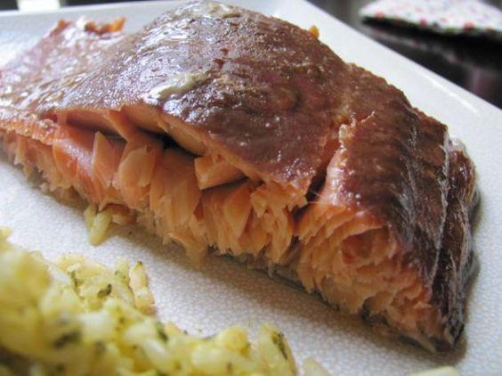 Alton Brown Smoked Salmon  Smoked Fish Brine Recipe and Smoking Directions