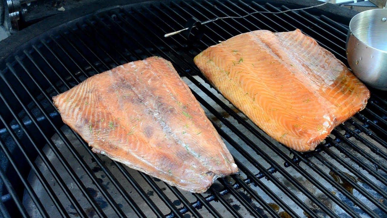 Alton Brown Smoked Salmon  Smoked Chinook Salmon Recipes