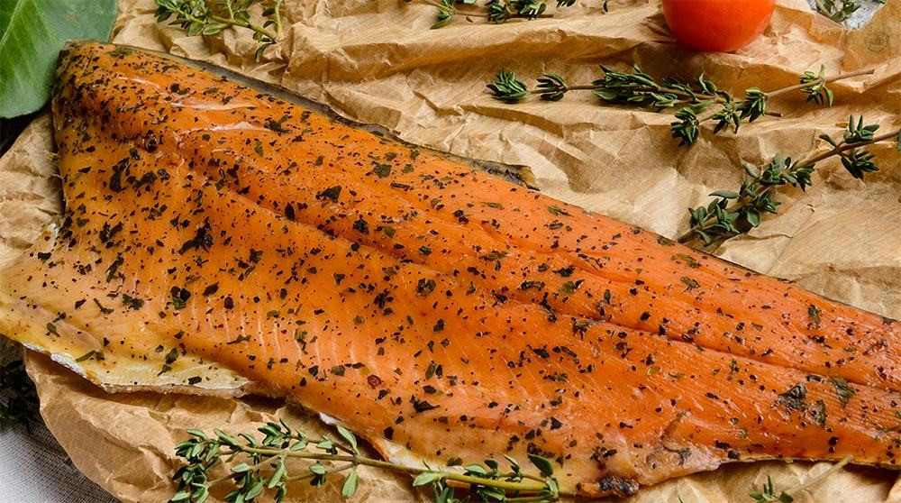 Alton Brown Smoked Salmon  Smoked Salmon Recipes Smoker – Blog Dandk