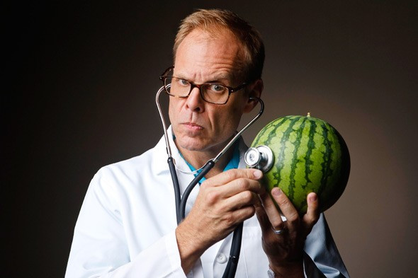 Alton Brown Smoothies  Breaking Alton Brown Buys Out Food Network Contract