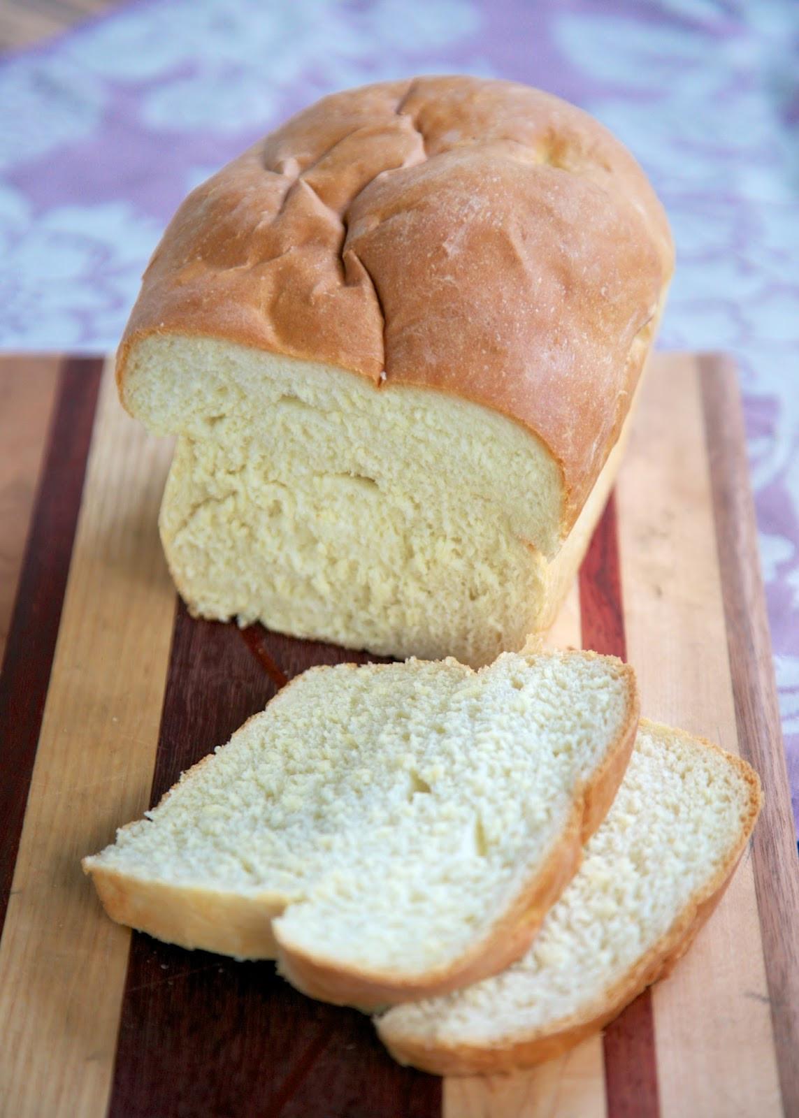 Amish White Bread  Amish White Bread Plain Chicken