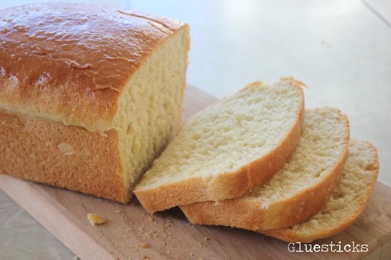 Amish White Bread  Amish White Bread – Gluesticks