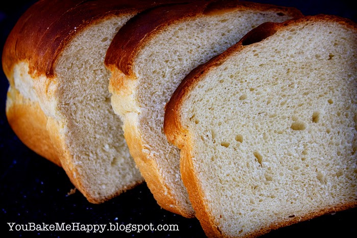 Amish White Bread  youbakemehappy Amish White Bread