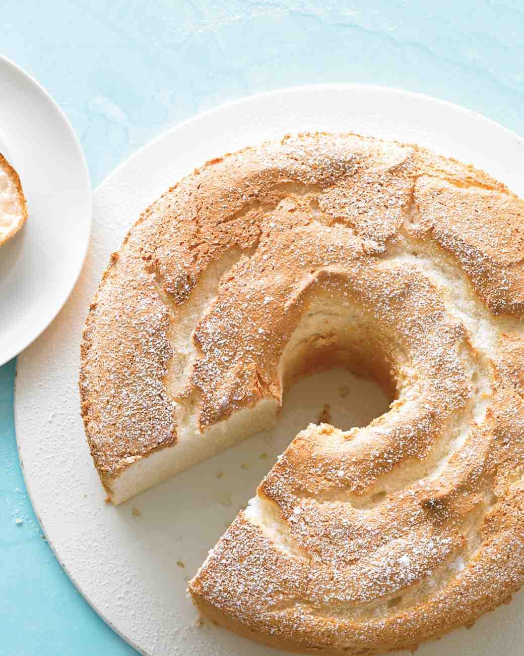 Angel Food Cake Recipes  Angel Food Cake Recipe & Video