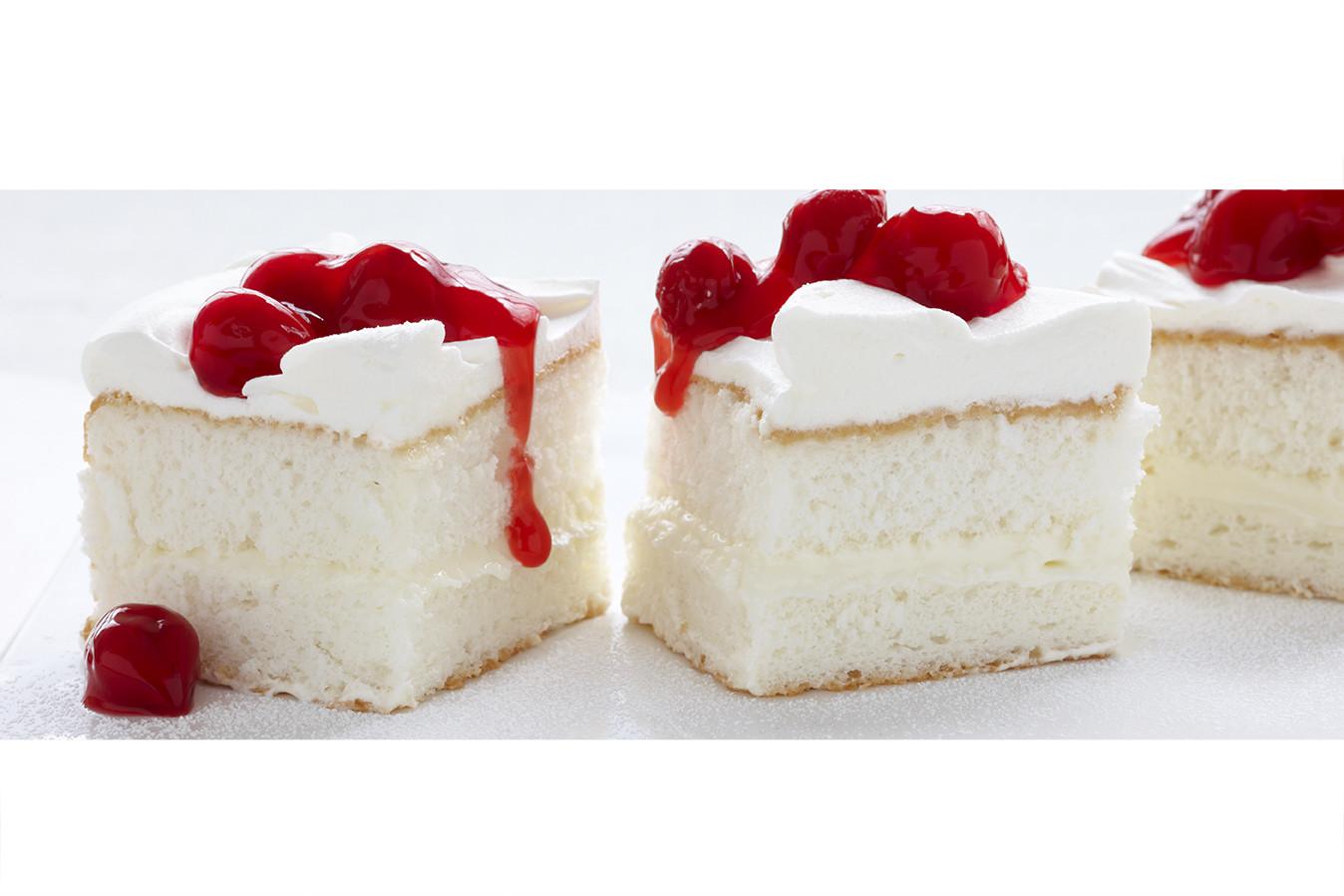 Angel Food Cake Recipes  filled angel food cake recipes