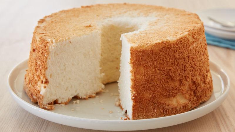 Angel Food Cake Recipes  Heavenly Angel Food Cake Recipe BettyCrocker
