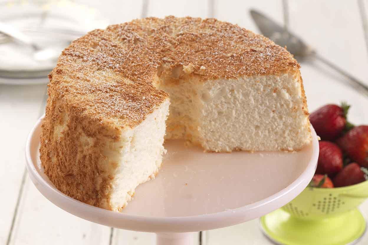 Angel Food Cake Recipes  Traditional Angel Food Cake Recipe