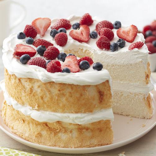 Angel Food Cake Recipes  Angel Food Cake