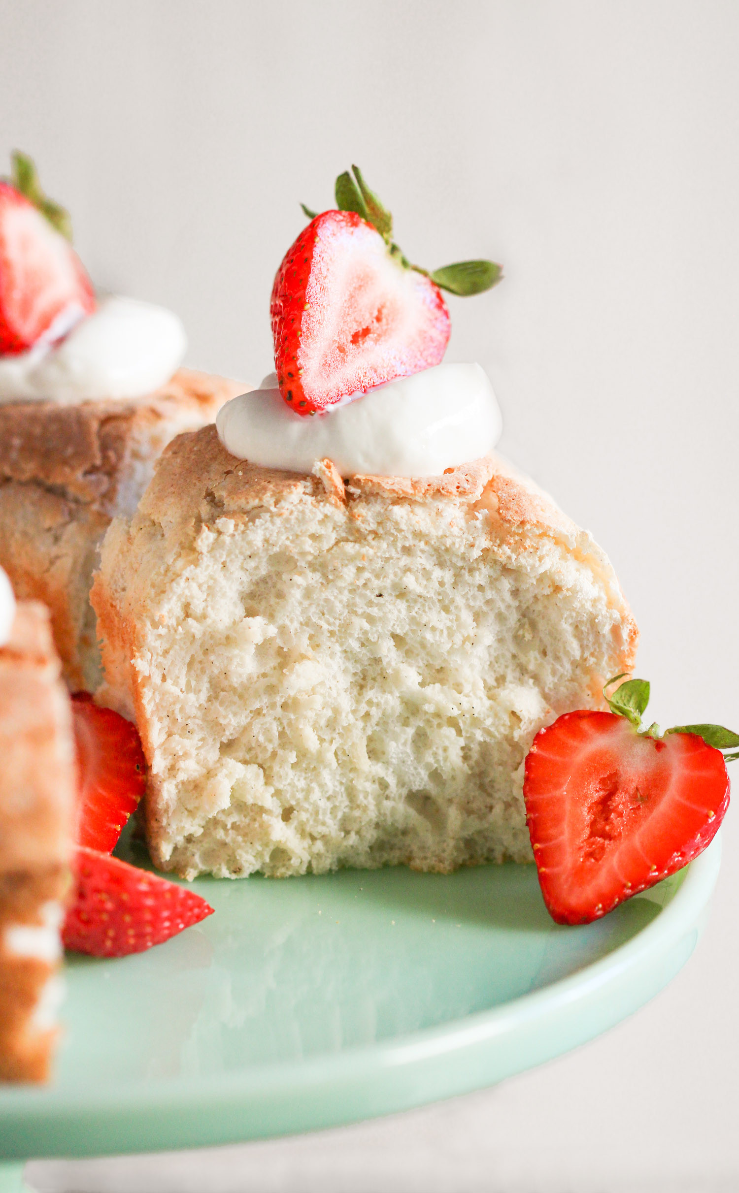 Angel Food Cake Recipes  Healthy Angel Food Cake Recipe