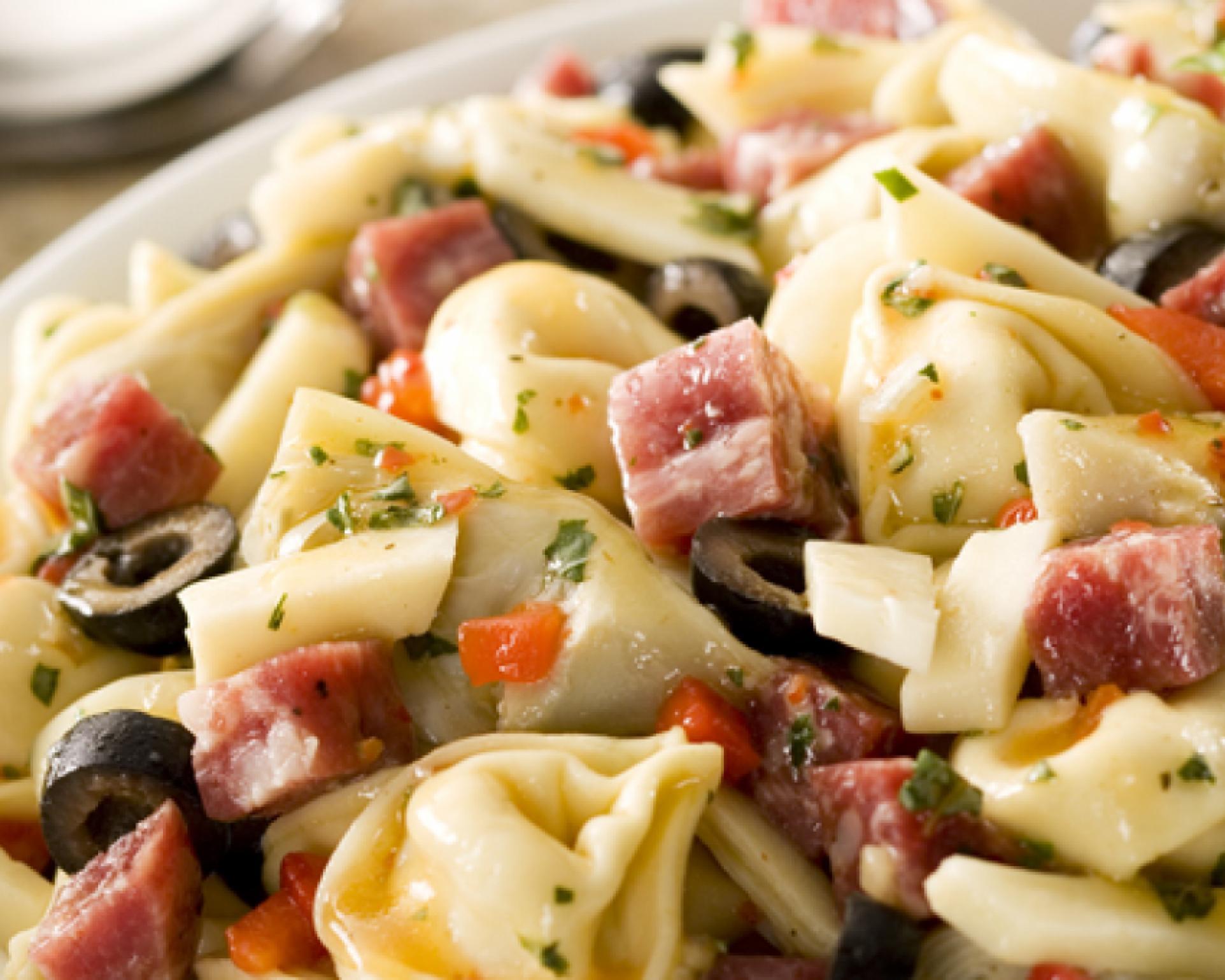 Antipasto Pasta Salad  antipasto pasta salad