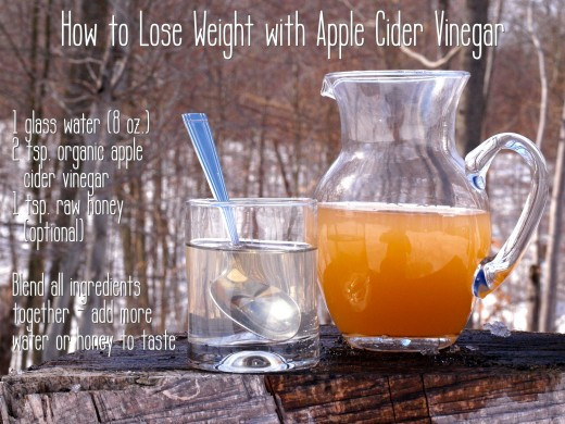 Apple Cider Vinegar Weight Loss Drink  11 Weird Diets That Might Be Worth A Try