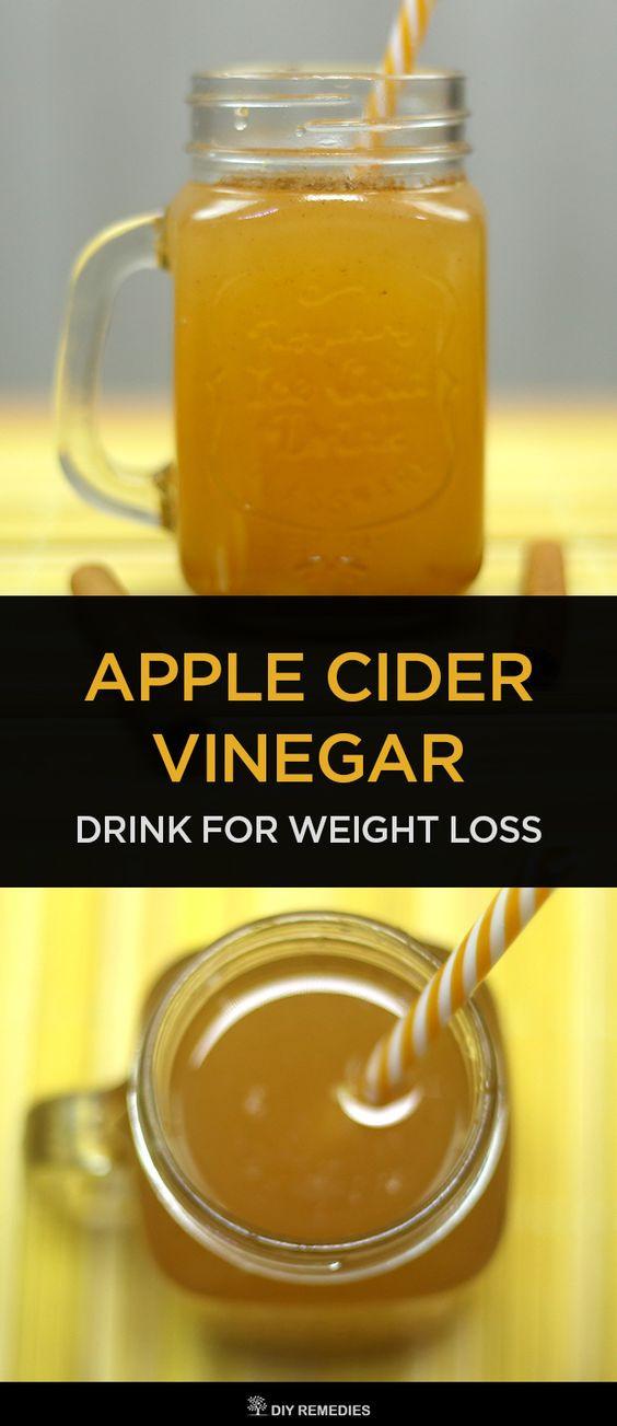 Apple Cider Vinegar Weight Loss Drink  Apple Cider Vinegar Drink for Weight Loss BEAUTIFUL DIY