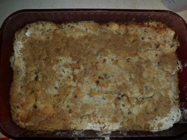 Apple Crisp With Cake Mix  Cake Mix Apple Crisp Recipe Food