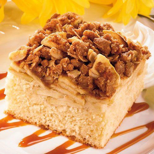Apple Crisp With Cake Mix  Apple Crisp Cake Recipes