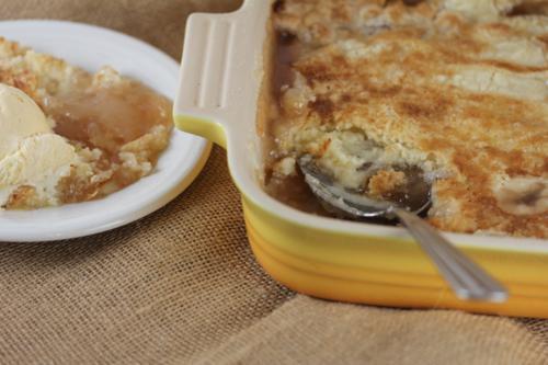 Apple Pie Filling Dump Cake  Easy Apple Dump Cake