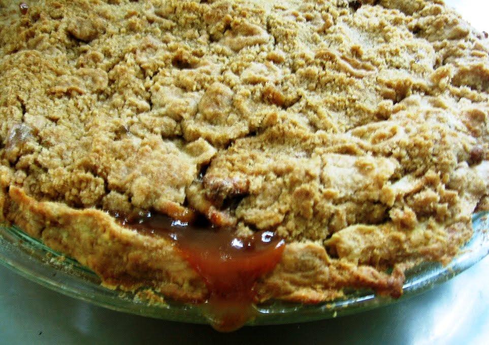 Apple Pie Filling Dump Cake  The Nummy Little Blog Apple Pie Dump Cake