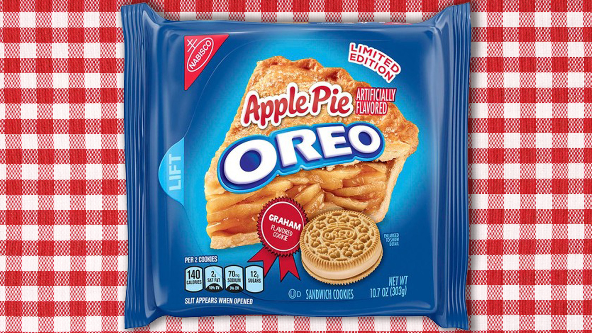 Apple Pie Oreos  Apple Pie Oreos are already in stores TODAY