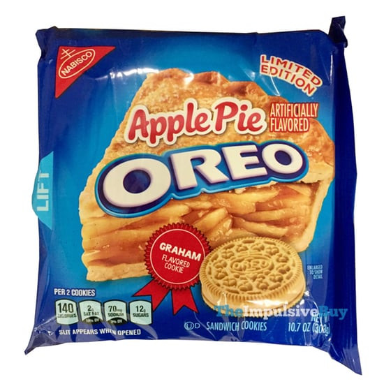 Apple Pie Oreos  REVIEW Limited Edition Apple Pie Oreo Cookies The