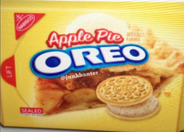 Apple Pie Oreos  Apple Pie Oreos Are ing And We Need Them ASAP