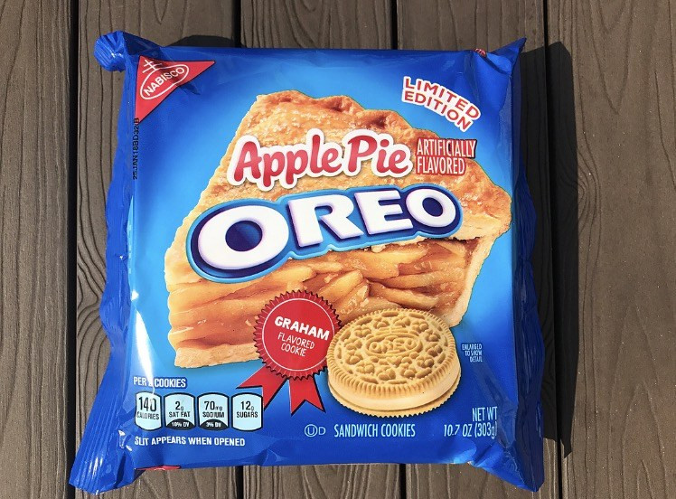 Apple Pie Oreos  Nabisco Apple Pie Oreos Junk Banter