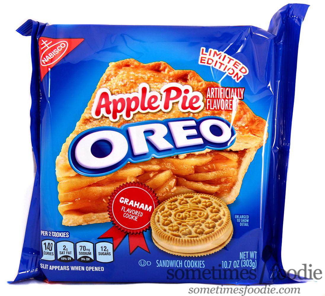 Apple Pie Oreos  Sometimes Foo As American as Apple Pie Oreos