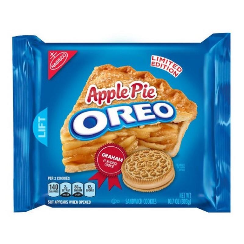 Apple Pie Oreos  Oreo apple pie