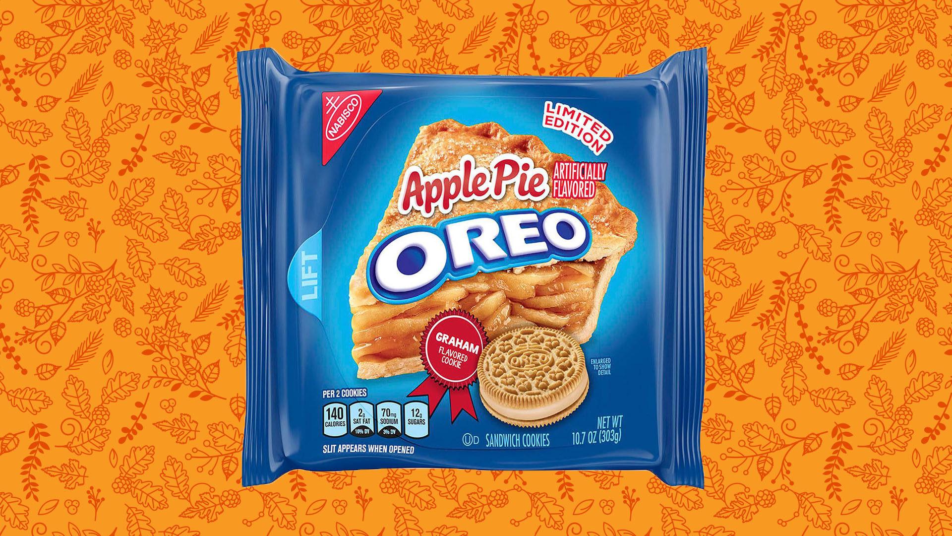 Apple Pie Oreos  Apple Pie Oreos Have Finally Arrived Sort