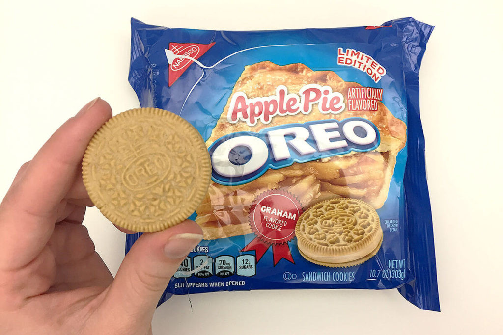 Apple Pie Oreos  We Tried the New Apple Pie Oreos and Here s What You Need